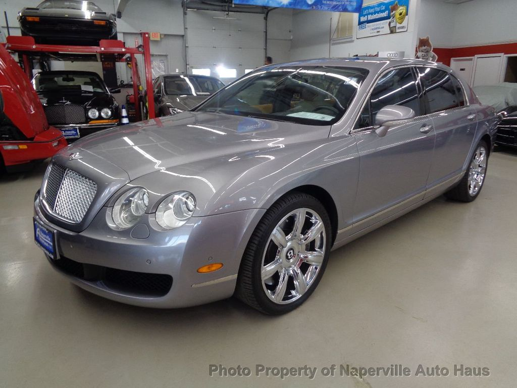 2007 Bentley Continental Flying Spur 4dr Sedan - 17639266 - 3