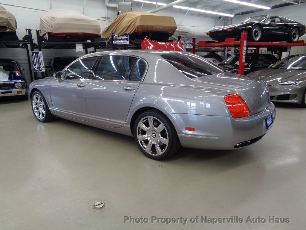 2007 Bentley Continental Flying Spur 4dr Sedan - 17639266 - 4