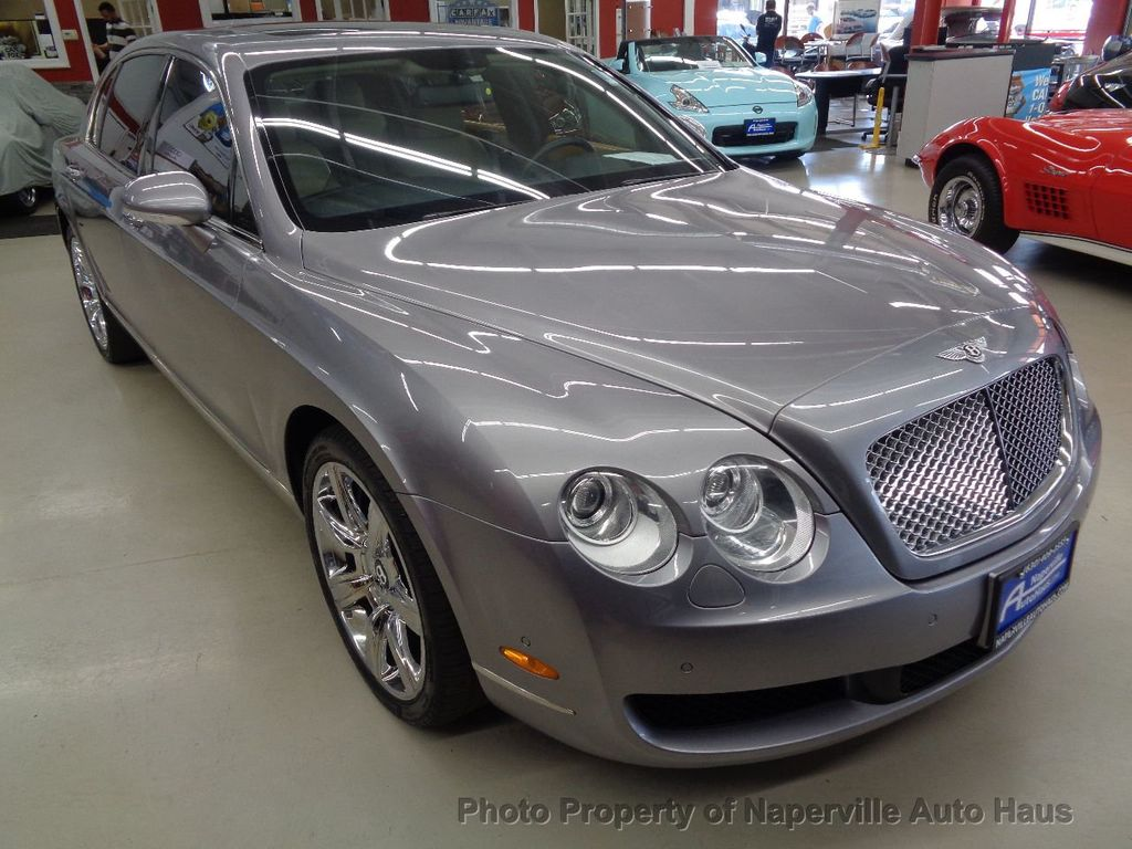 2007 Bentley Continental Flying Spur 4dr Sedan - 17639266 - 51