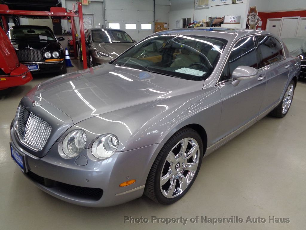 2007 Bentley Continental Flying Spur 4dr Sedan - 17639266 - 52