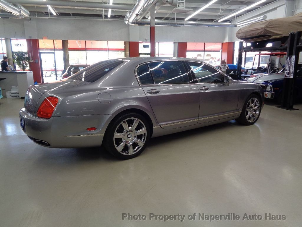 2007 Bentley Continental Flying Spur 4dr Sedan - 17639266 - 55