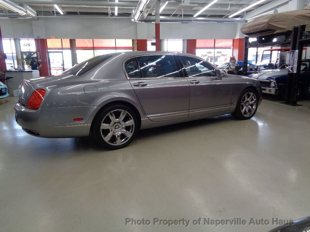 2007 Bentley Continental Flying Spur 4dr Sedan - 17639266 - 56