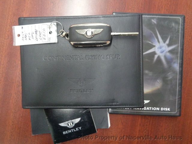 2007 Bentley Continental Flying Spur 4dr Sedan - Click to see full-size photo viewer