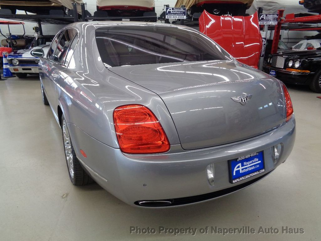 2007 Bentley Continental Flying Spur 4dr Sedan - 17639266 - 5