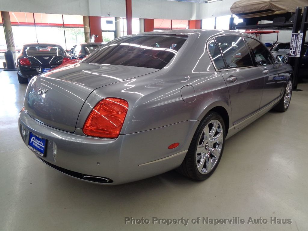 2007 Bentley Continental Flying Spur 4dr Sedan - 17639266 - 6