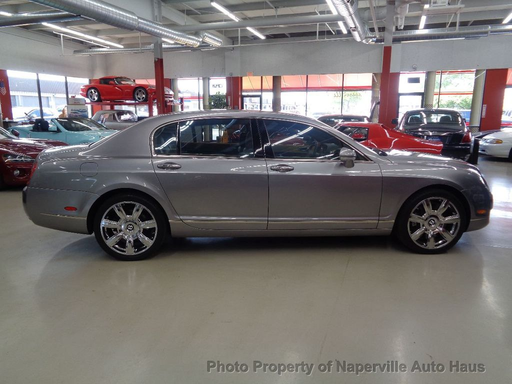 2007 Bentley Continental Flying Spur 4dr Sedan - 17639266 - 7