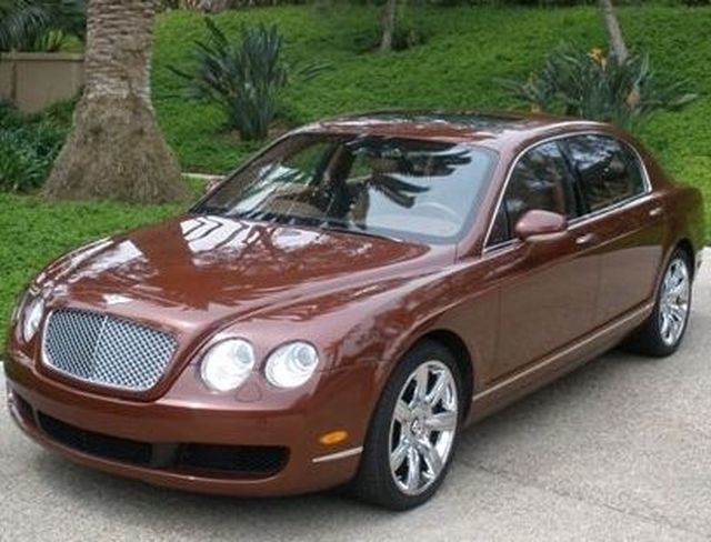 2007 used bentley continental flying spur stunning at sports car