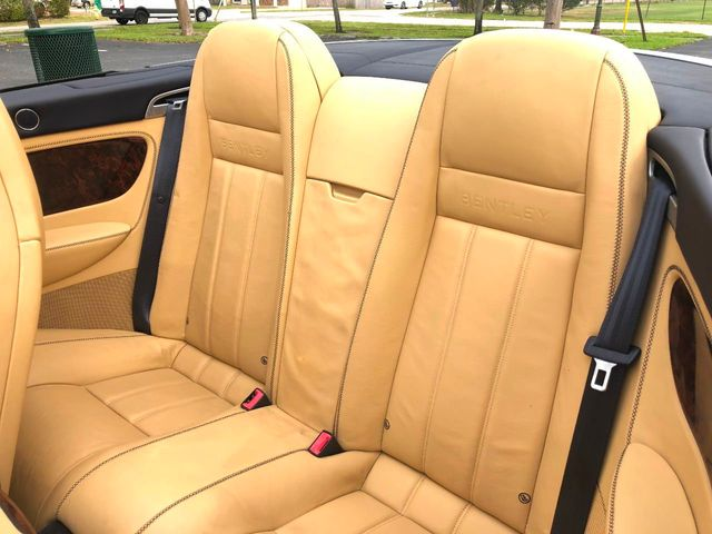 2007 Bentley Continental GT 2dr Convertible - Click to see full-size photo viewer