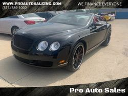 2007 Bentley Continental GT - SCBDR33W67C044475