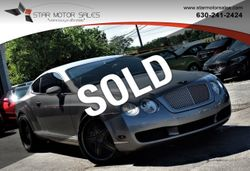 2007 Bentley Continental GT - SCBCR73W37C048423