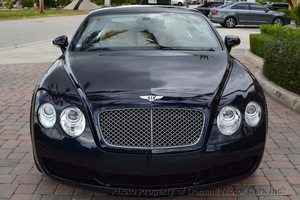 2007 Bentley Continental GT $599/ MONTH, Low Miles, Continental GT in stunning Dark Saphire - 17910406 - 24