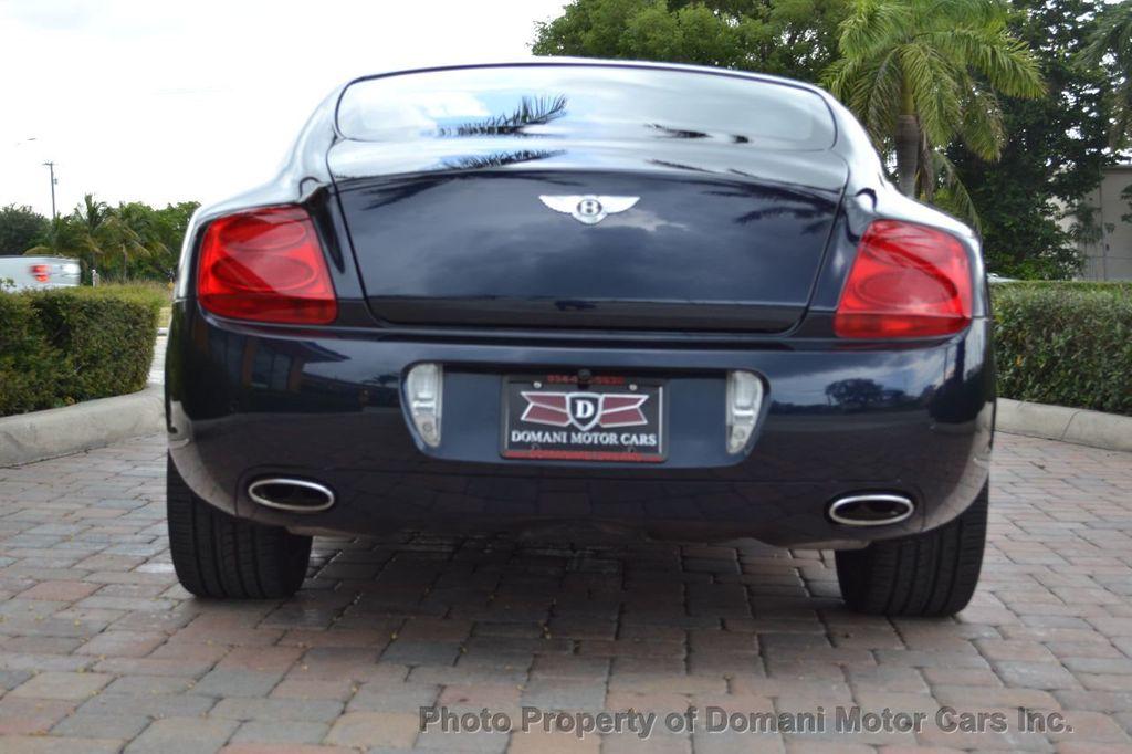 2007 Bentley Continental GT $599/ MONTH, Low Miles, Continental GT in stunning Dark Saphire - 17910406 - 25