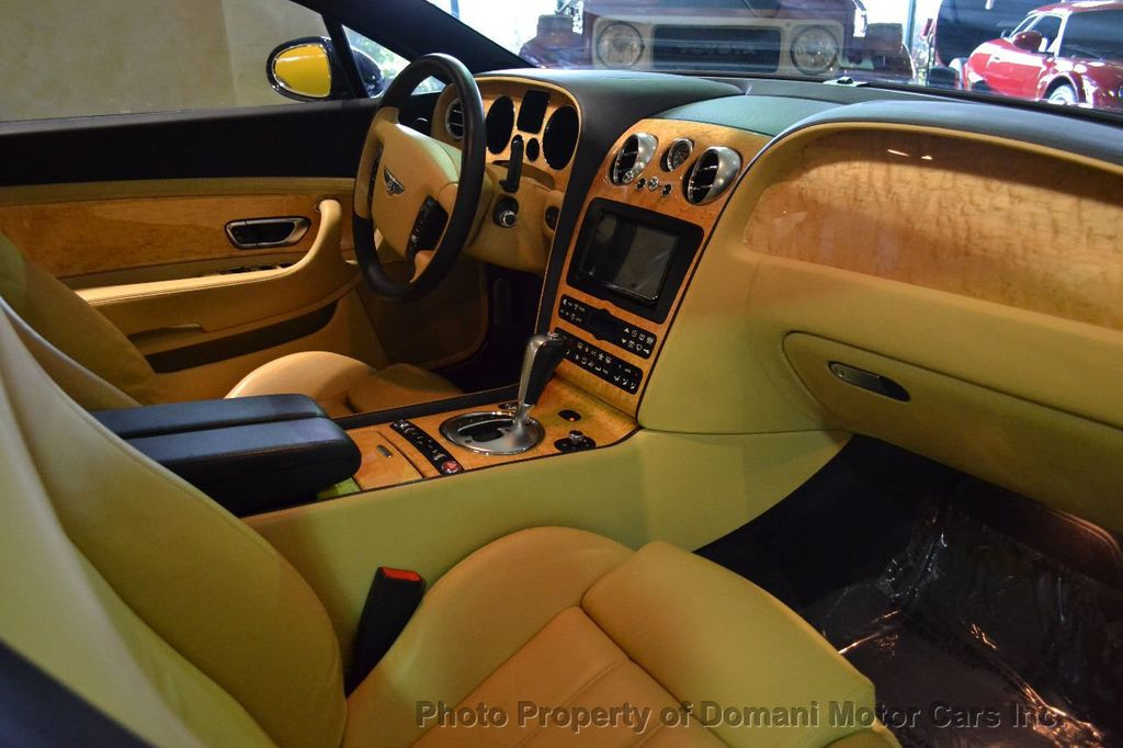 2007 Bentley Continental GT $599/ MONTH, Low Miles, Continental GT in stunning Dark Saphire - 17910406 - 35