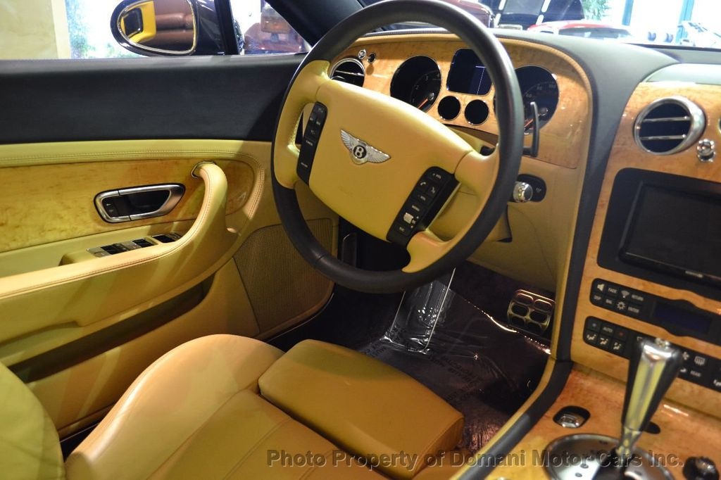2007 Bentley Continental GT $599/ MONTH, Low Miles, Continental GT in stunning Dark Saphire - 17910406 - 36