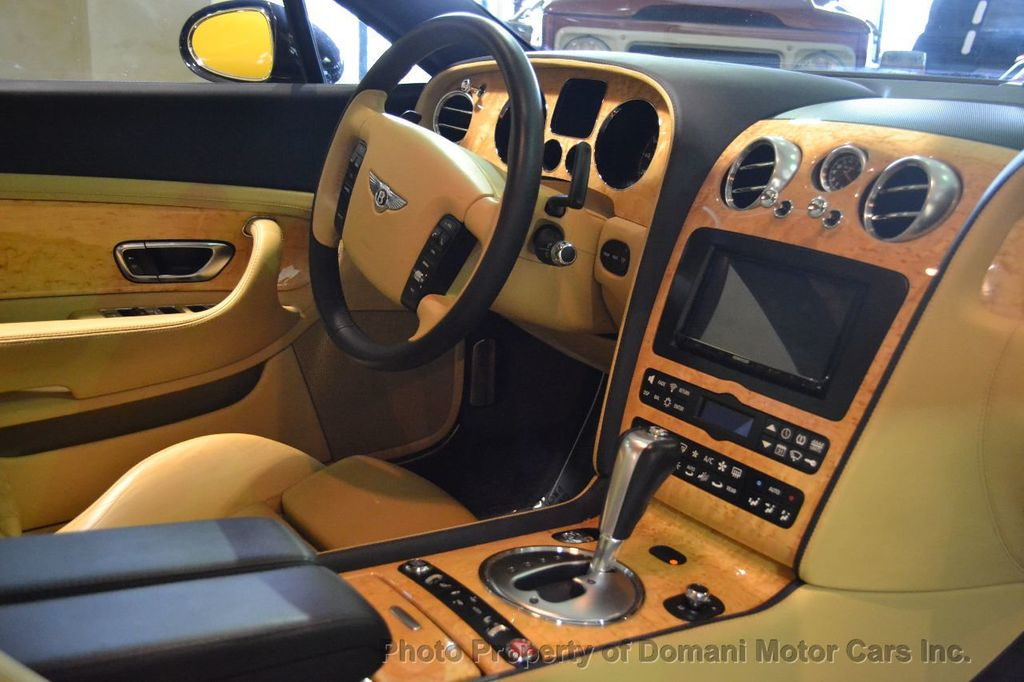 2007 Bentley Continental GT $599/ MONTH, Low Miles, Continental GT in stunning Dark Saphire - 17910406 - 43