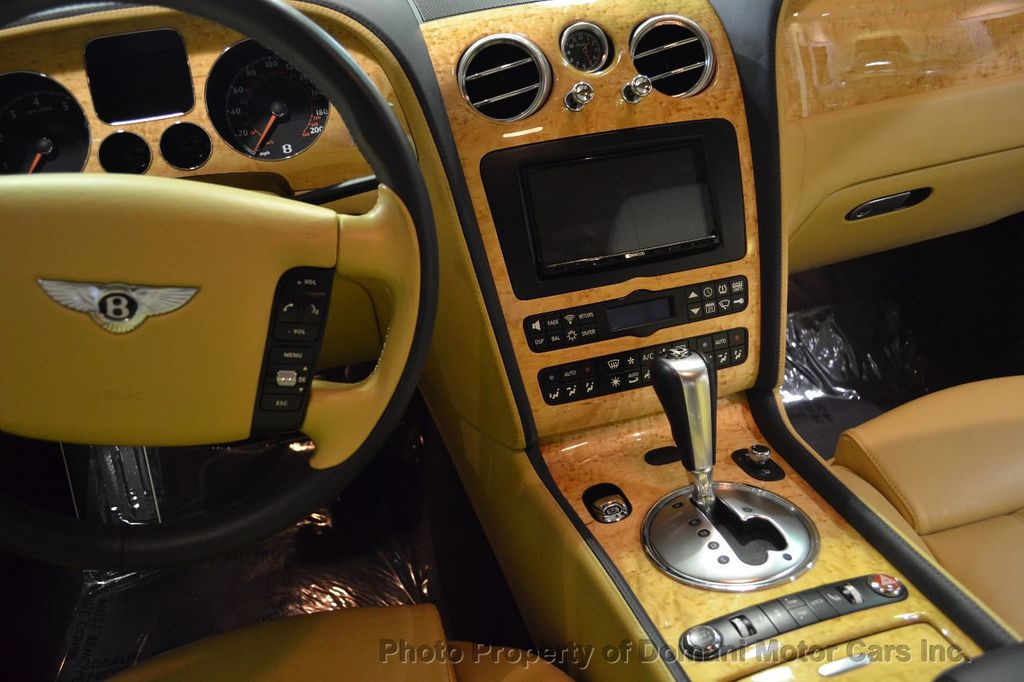 2007 Bentley Continental GT $599/ MONTH, Low Miles, Continental GT in stunning Dark Saphire - 17910406 - 45