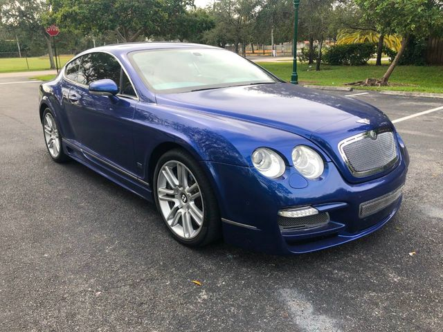 2007 Bentley Continental GT British Flag edition  - Click to see full-size photo viewer