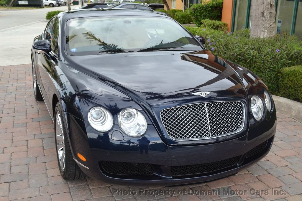 2007 Bentley Continental GT Immaculate, low mileage, Continental GT in stunning Dark Saphire - 17910406 - 23