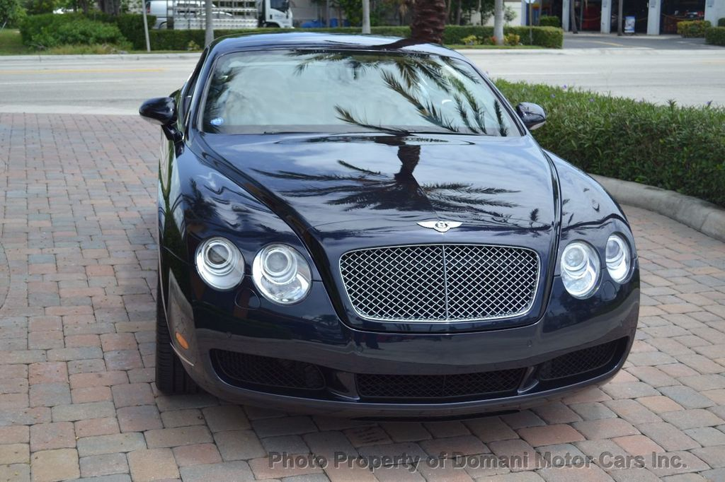 2007 Bentley Continental GT Immaculate, low mileage, Continental GT in stunning Dark Saphire - 17910406 - 2
