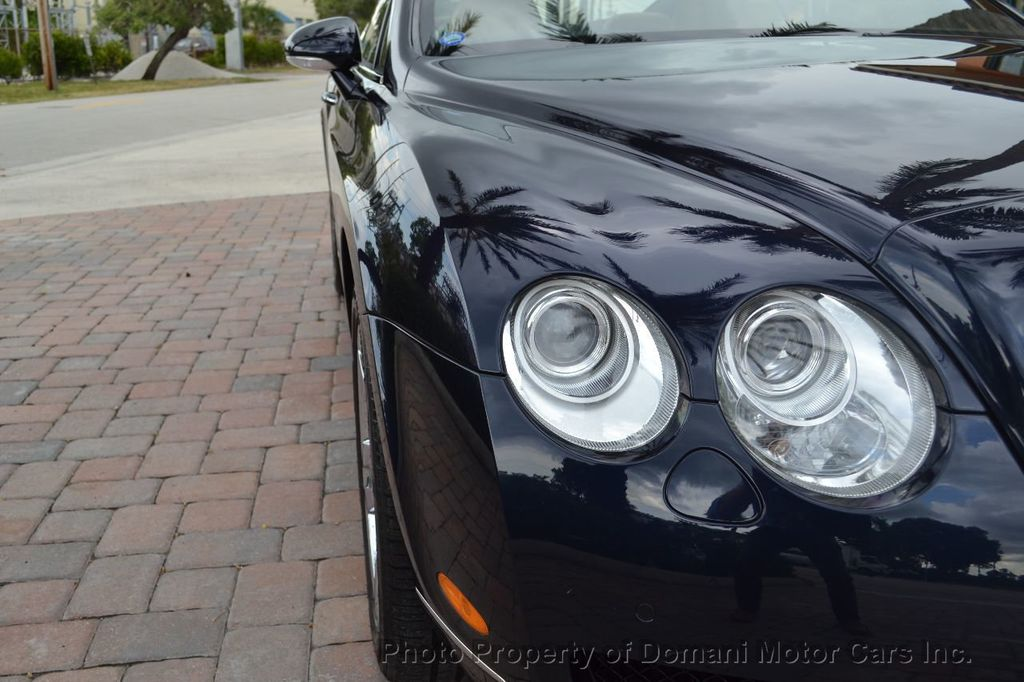 2007 Bentley Continental GT Immaculate, low mileage, Continental GT in stunning Dark Saphire - 17910406 - 33