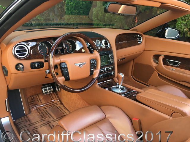 2007 used bentley continental gtc at cardiff classics serving