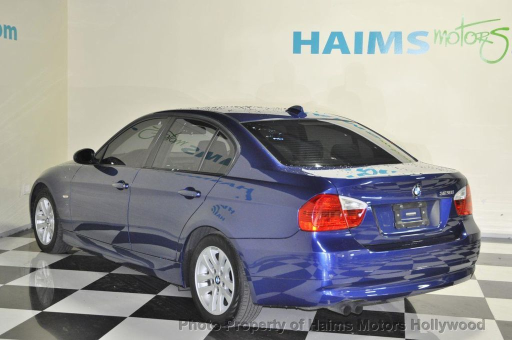 2007 used bmw 3 series 328i at haims motors serving fort lauderdale