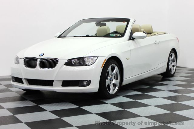 2007 Bmw 3 Series 328i Premium Package Convertible 15724826 0