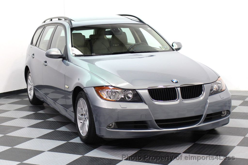 2007 BMW 3 Series 328Xi AWD - 17517245 - 1