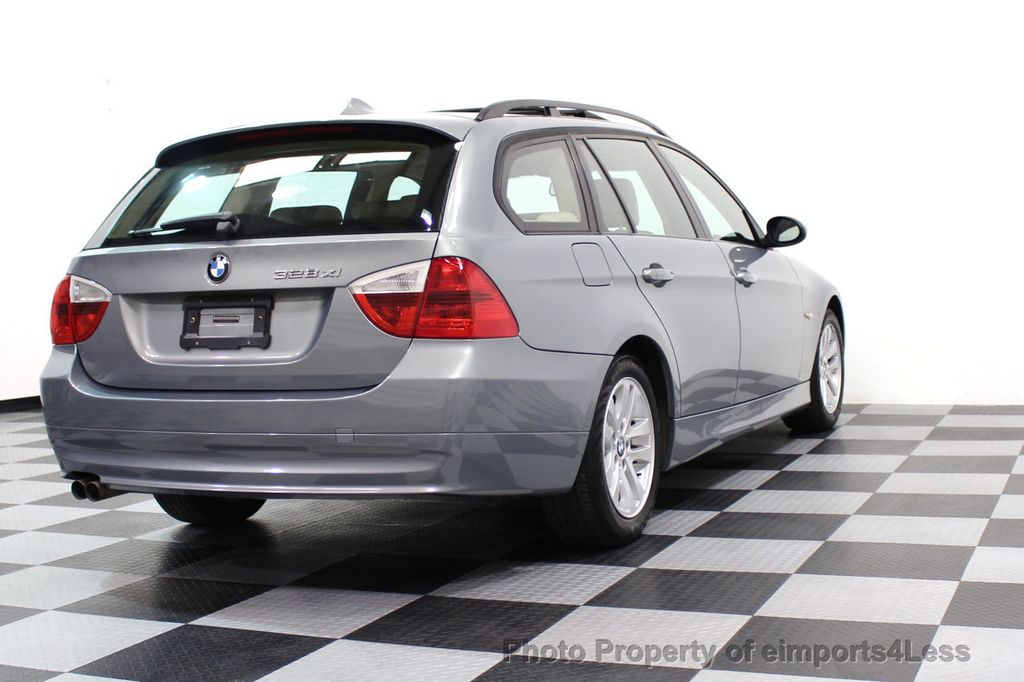 2007 BMW 3 Series 328Xi AWD - 17517245 - 45