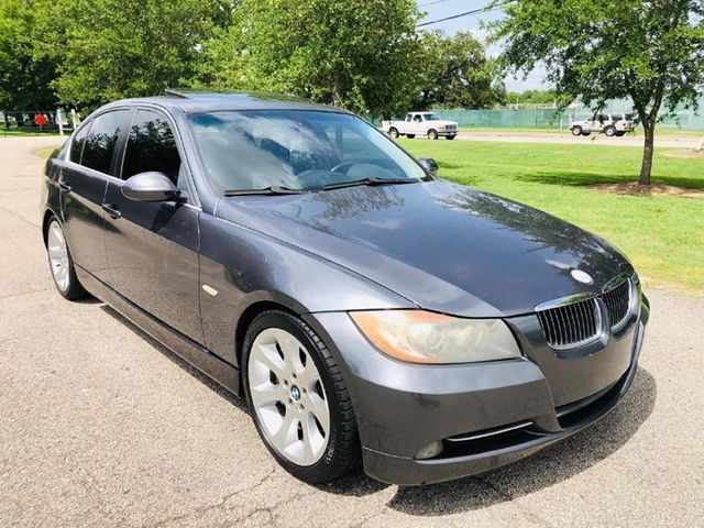 2007 BMW 3 Series 335i Sedan for Sale Houston, TX - $9,900 - Motorcar com