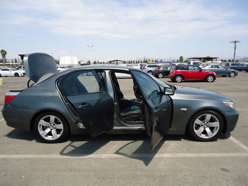 Used BMW Series I At California Car Auction Serving - 2007 bmw 535
