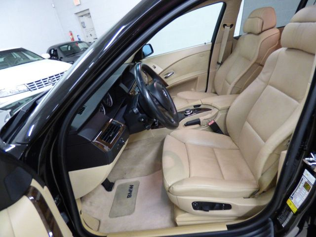 2007 BMW 5 Series 530i - Click to see full-size photo viewer