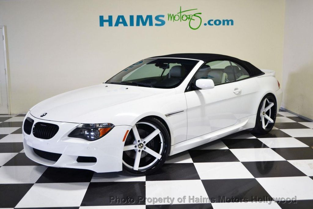 2007 Used BMW 6 Series 650i at Haims Motors Serving Fort Lauderdale ...