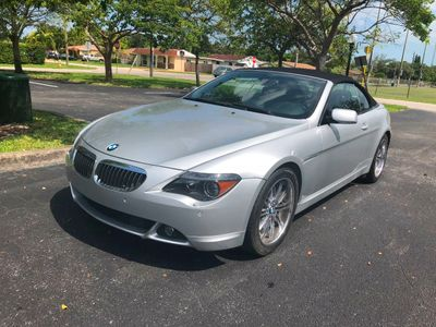 2007 BMW 6 Series 650i Convertible