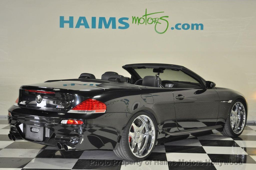 2007 Used Bmw 6 Series M6 At Haims Motors Serving Fort