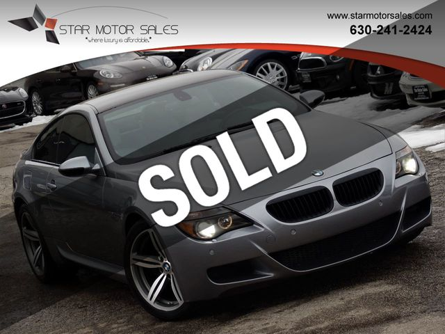 2007 Used BMW 6 Series M6 at Star Motor Sales Serving Downers Grove