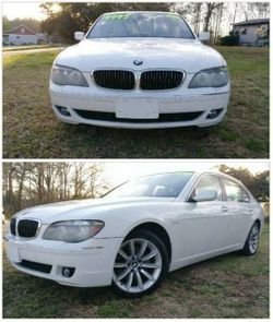 2007 BMW 7 Series - WBAHN83567DT71996