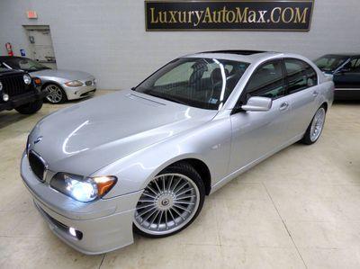2007 BMW 7 Series Alpina Sedan
