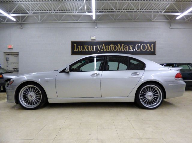 2007 BMW 7 Series Alpina B7 night vision laser guided cruise dvd entertainment  - Click to see full-size photo viewer