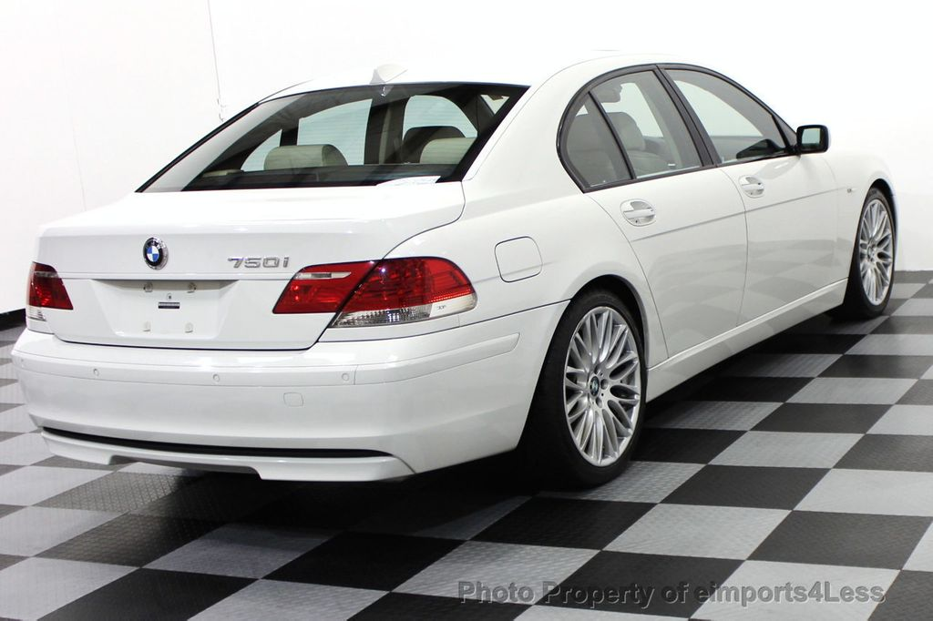2007 used bmw 7 series certified 750i sport package sedan at eimports4less serving doylestown. Black Bedroom Furniture Sets. Home Design Ideas