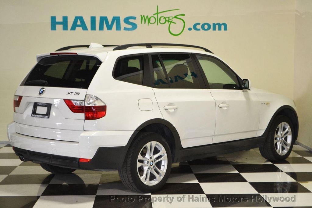 2007 Used BMW X3 3.0si at Haims Motors Serving Fort Lauderdale ...