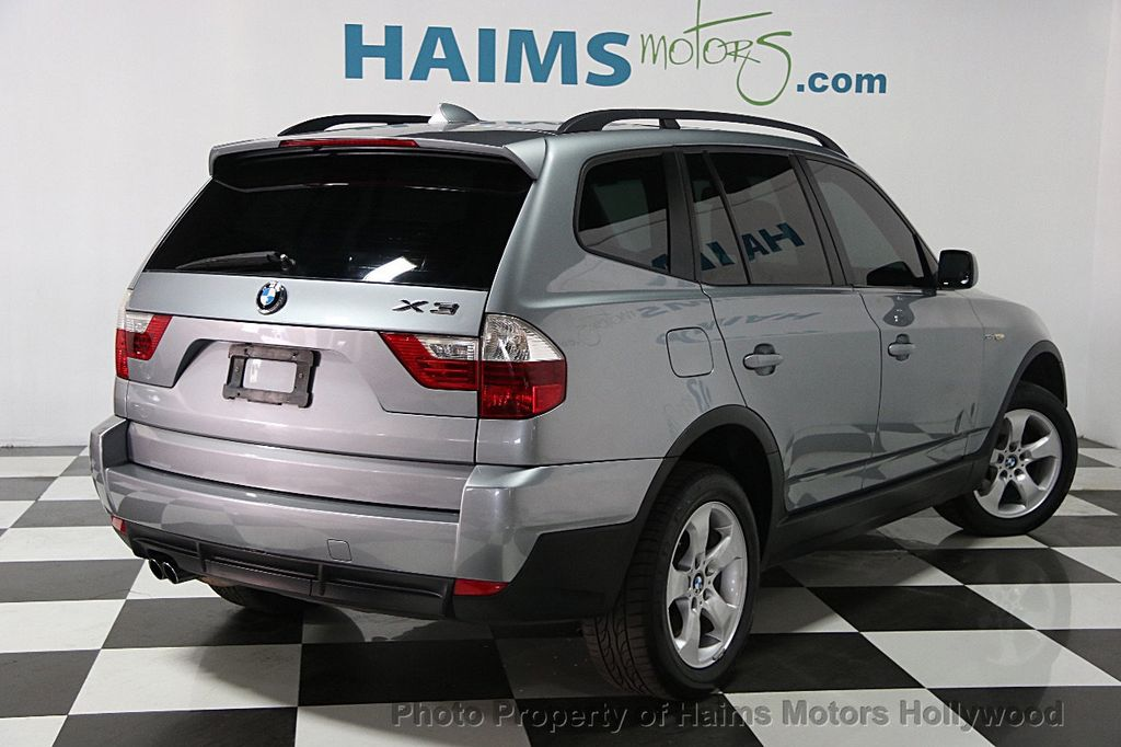 2007 used bmw x3 at haims motors serving fort lauderdale hollywood miami fl iid 15619449. Black Bedroom Furniture Sets. Home Design Ideas