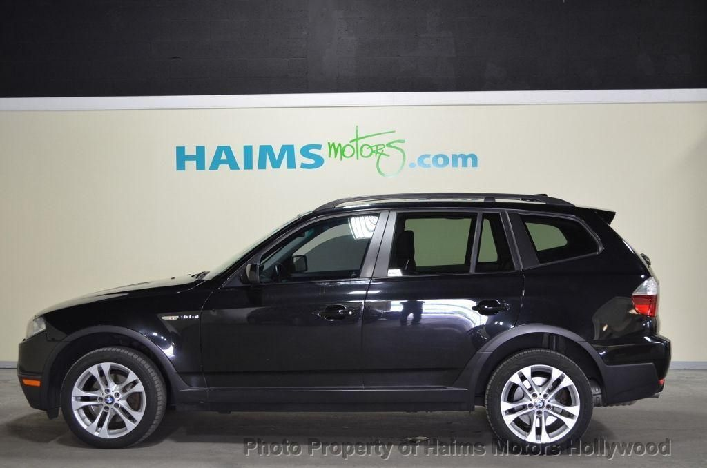 2007 Used BMW X3 AWD 4dr 3.0si at Haims Motors Serving Fort ...