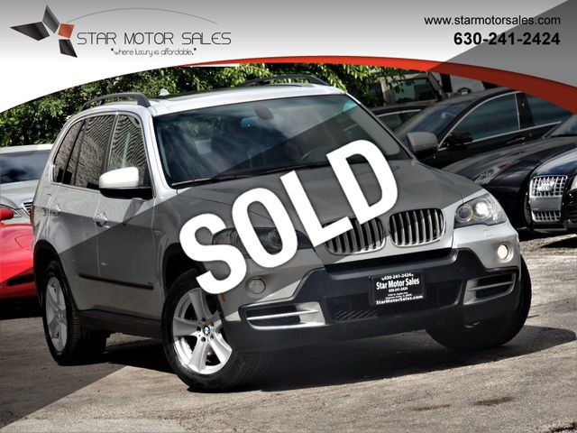2007 BMW X5 4.8i - Click to see full-size photo viewer