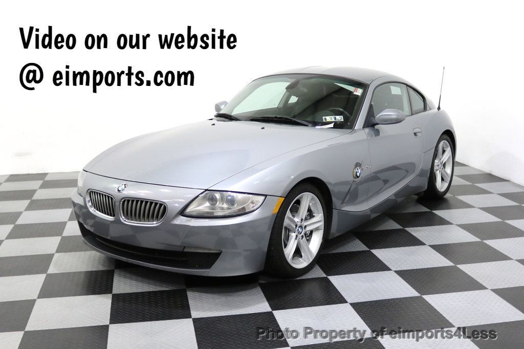 2007 BMW Z4 CERTIFIED Z4 3.0Si Sport / Premium NAVIGATION - 18006909 - 0