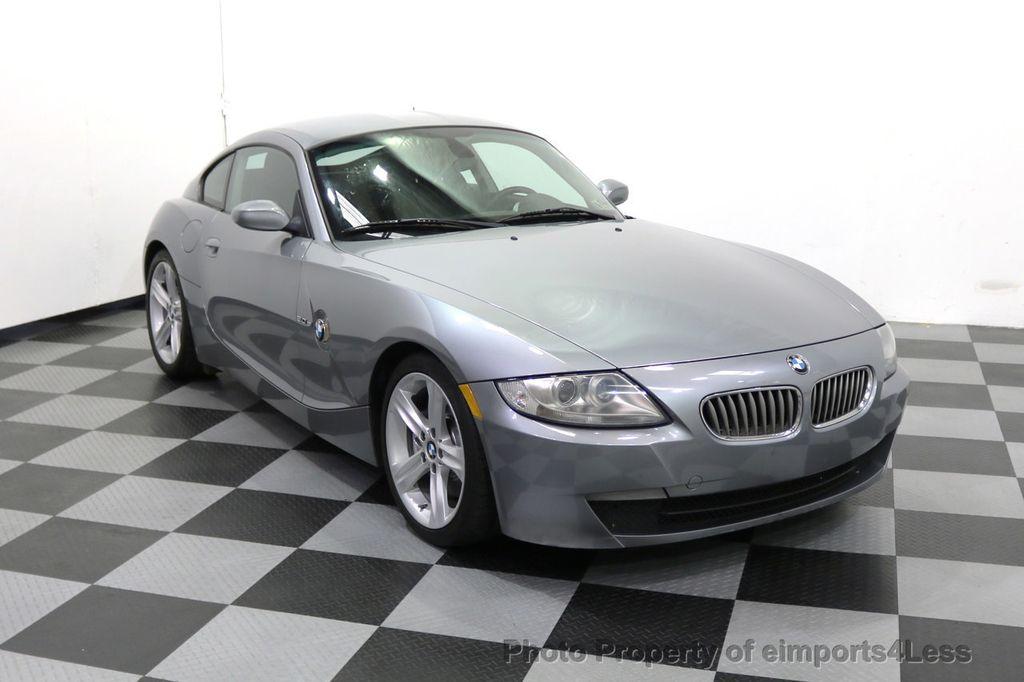2007 BMW Z4 CERTIFIED Z4 3.0Si Sport / Premium NAVIGATION - 18006909 - 14
