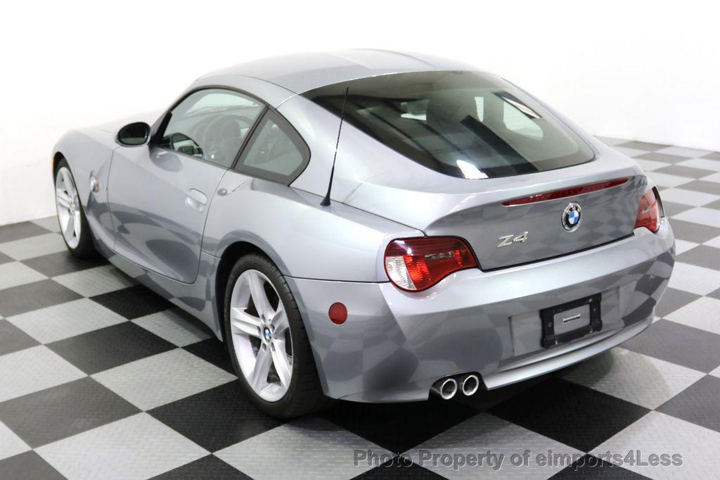 2007 BMW Z4 CERTIFIED Z4 3.0Si Sport / Premium NAVIGATION - 18006909 - 15