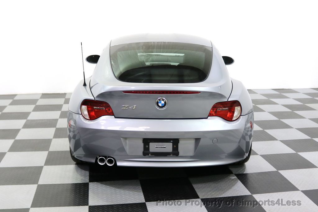 2007 BMW Z4 CERTIFIED Z4 3.0Si Sport / Premium NAVIGATION - 18006909 - 16