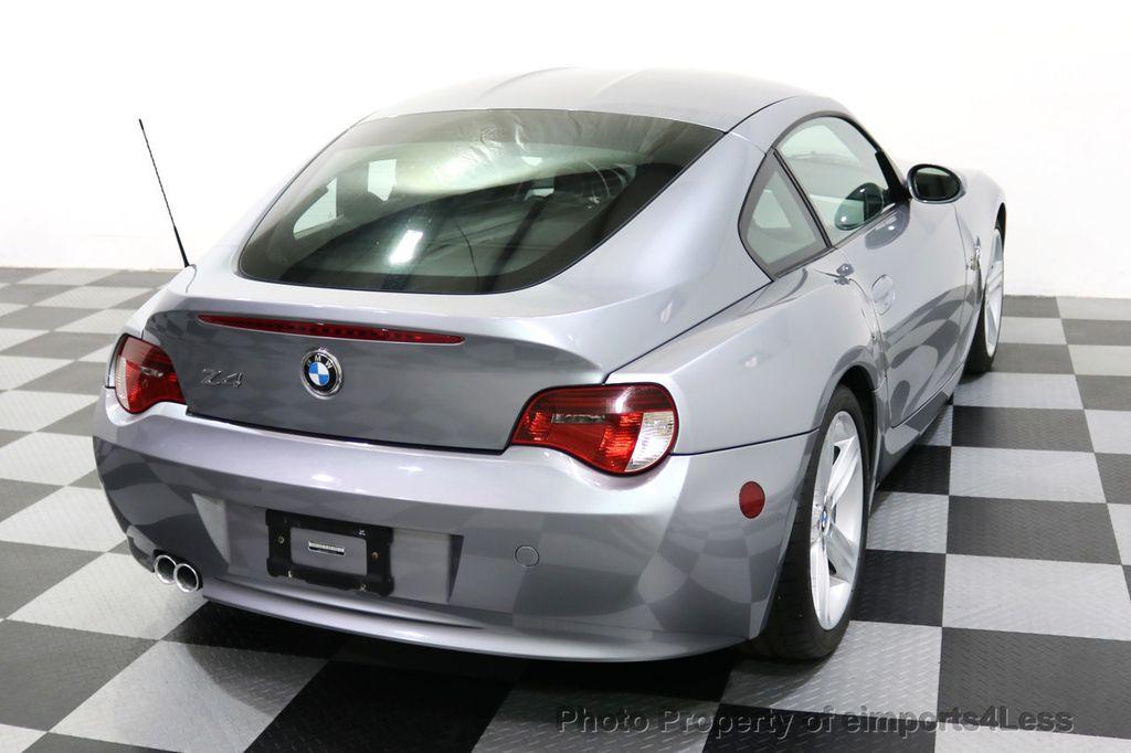 2007 BMW Z4 CERTIFIED Z4 3.0Si Sport / Premium NAVIGATION - 18006909 - 17
