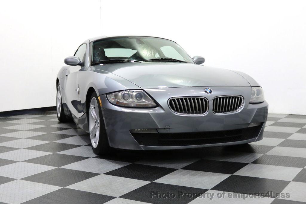 2007 BMW Z4 CERTIFIED Z4 3.0Si Sport / Premium NAVIGATION - 18006909 - 1